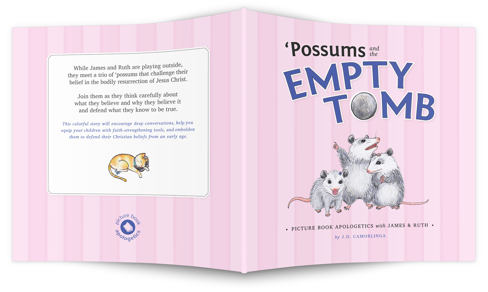 Possums and the Empty Tomb (PDF) - Picture Book Apologetics