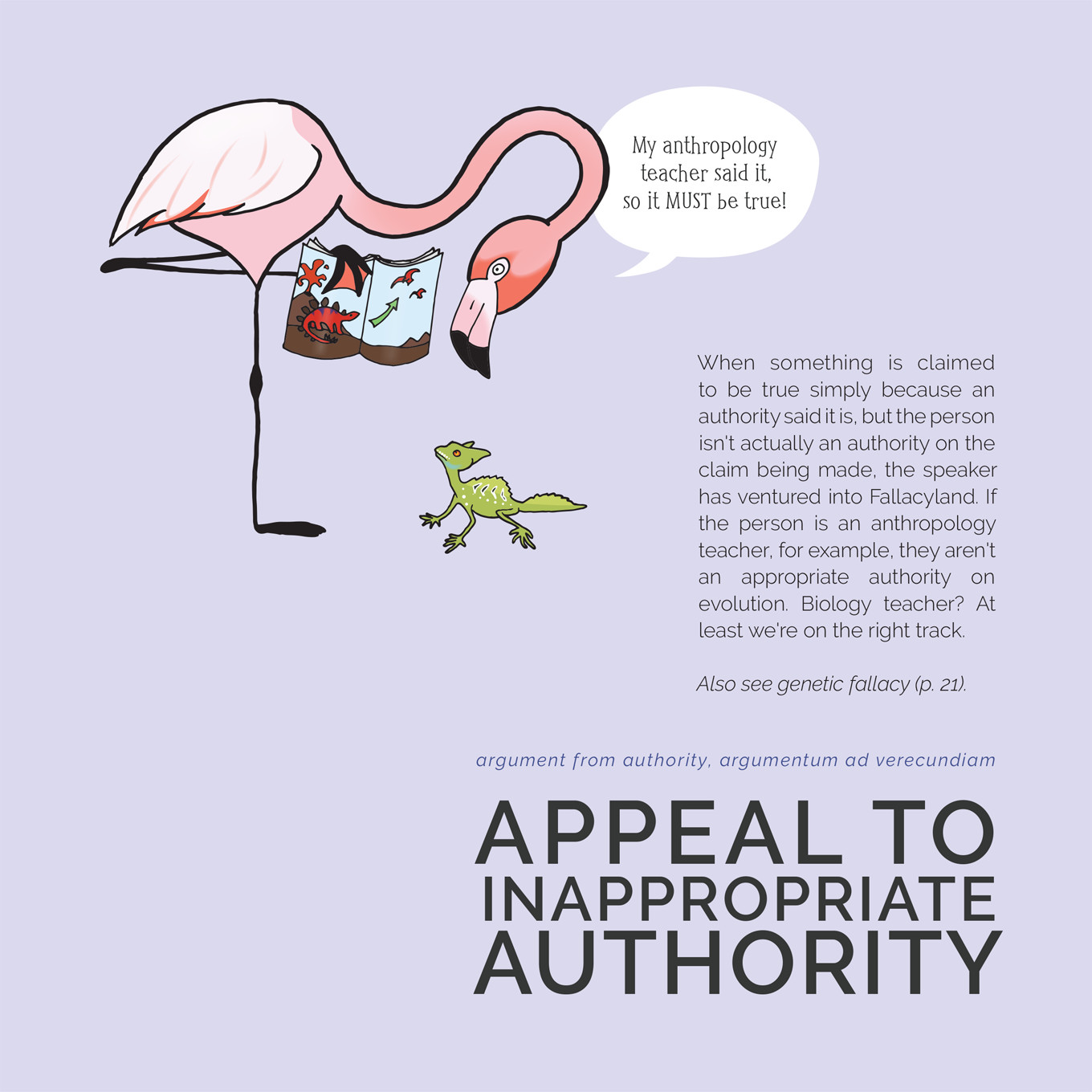 Pitfalls Logical Fallacy Guide Picture Book Apologetics