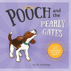 Pooch and the Pearly Gates Cover